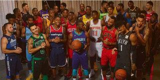 当NBA遇上耐克后 球衣竟然也