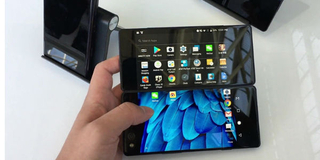 全面屏当道的时代 中兴可折叠双屏手机天机M还有多少机会?