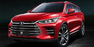它是最具有中国风特色的SUV?换代后其颜值秒杀同级别车