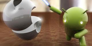 当苹果与安卓用户互换手机的那一刻 安卓用户竟哑口无言