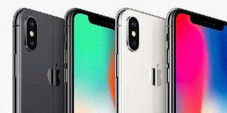 iPhone X刘海屏吸睛无数?这几款黑科技加持的手机让它无地自容