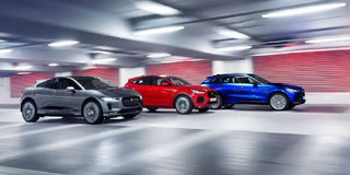 双屏中控台设计 全新捷豹I-PACE纯电SUV发布68.8万元起