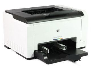 惠普 Color Laser Printer CP1025