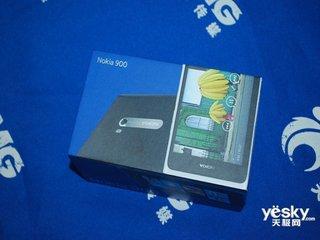 诺基亚900(16GB/粉红版)
