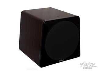 雅马哈NS-SW500低音炮音箱