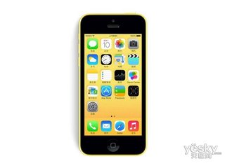 苹果iPhone 5c(16GB/联通3G)