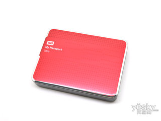 西部数据My Passport Ultra 2TB