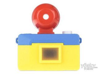 乐魔LOMO FISHEYEBABY 110格式袖珍相机(彩色版)