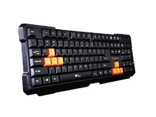 雷技速豹K1游戏键盘