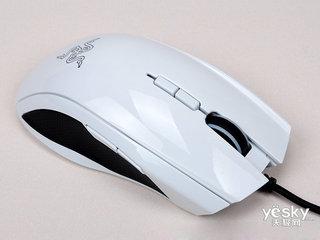 Razer 太攀皇蛇白色版鼠标