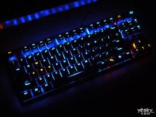 达尔优机械师合金版机械键盘(87键)
