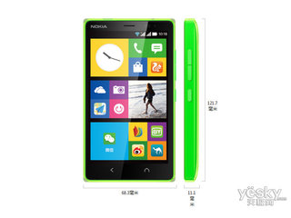 诺基亚X2(4GB/联通3G)
