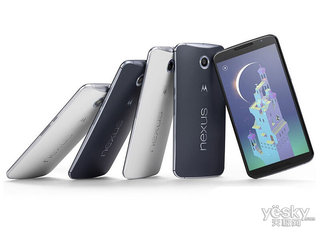 谷歌Nexus 6(32GB/全网通)