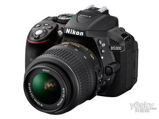 尼康D5300套机(18-55mm VR)