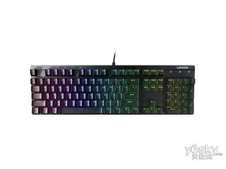 联想MK300 RGB幻彩机械键盘