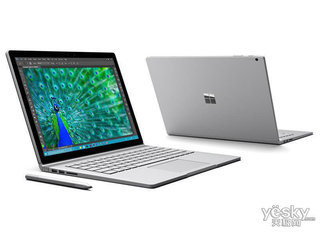 微软Surface Book(i7/8GB/256GB/独显)