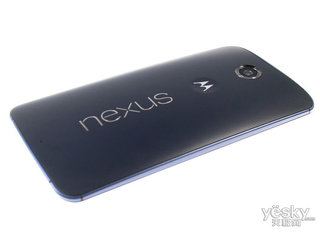 摩托罗拉Nexus 6(32GB/联通3G)