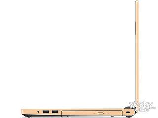 戴尔Inspiron 灵越 14 5000系列出彩版 金色(INS14UD-3748G)