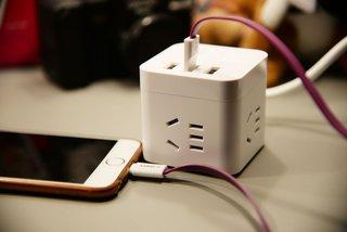 公牛迷你USB插座(GN-U303U)