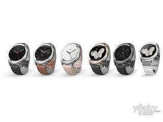 Ticwatch 2经典系列(意大利进口真皮缝线表带)