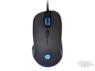 惠普G100游戏鼠标