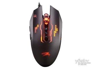双飞燕E70一阳指LOL游戏鼠标