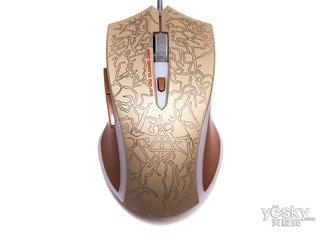 金河田M6网咖游戏鼠标