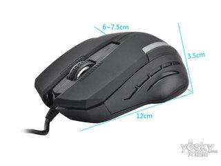 雷捷M10有线游戏鼠标