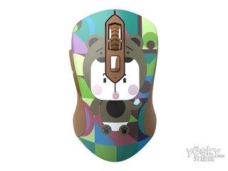 达尔优LM115G无线鼠标