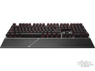 雷柏V810背光游戏机械键盘