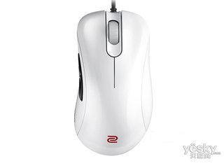 卓威奇亚Zowie EC2-A白色镜面版游戏鼠标