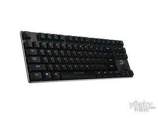 达尔优EK820超薄机械键盘