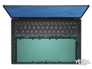 戴尔XPS 13 微边框 银色(XPS 13-9365-D1605TS)