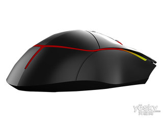 雷神异端M5有线/无线双模游戏鼠标