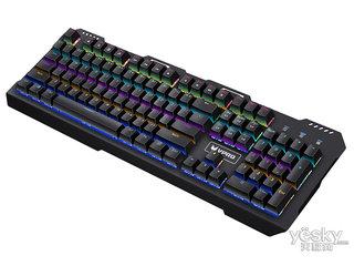 雷柏V560混彩背光游戏机械键盘