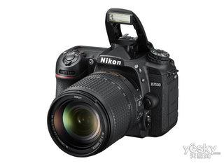 尼康D7500套机(18-200 VR II)