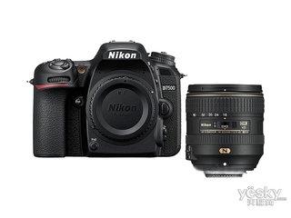 尼康D7500套机(16-80mm VR)
