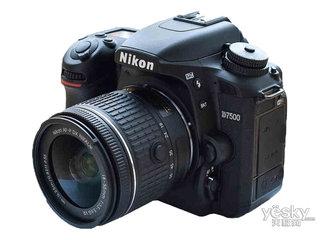 尼康D7500套机(18-55mm VR)