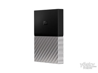 西部数据My Passport Ultra 4TB