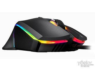 雷柏V20PRO幻彩RGB电竞游戏鼠标