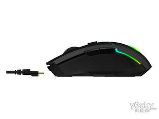 雷柏V320双模光学游戏鼠标