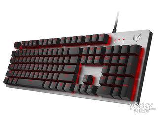 雷柏V530L防水背光游戏机械键盘