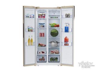 小米云米智能对开门冰箱iLive