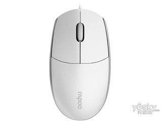 雷柏N100有线光学鼠标