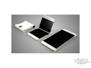 华为Mate F折叠屏手机