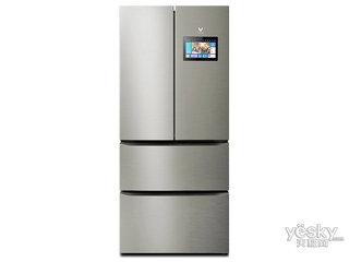 小米云米智能法式四门冰箱