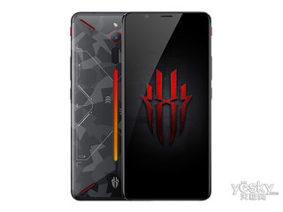 努比亚红魔游戏手机(战地迷彩版/128GB/全网通)