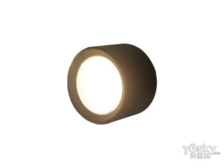偶忆明装筒灯(暖白光单色/5W)