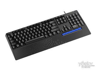 雷柏NK2000有线键盘