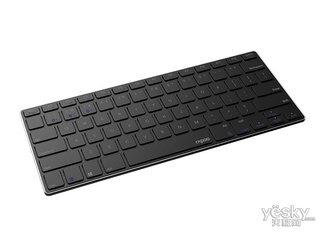 雷柏E6080蓝牙刀锋键盘